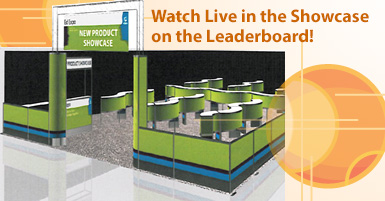 Watch the 2014 Ed Expo New Product Showcase on the Leaderboard!